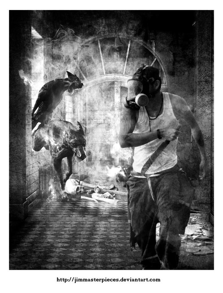 c'est de la mort by Jimmasterpieces