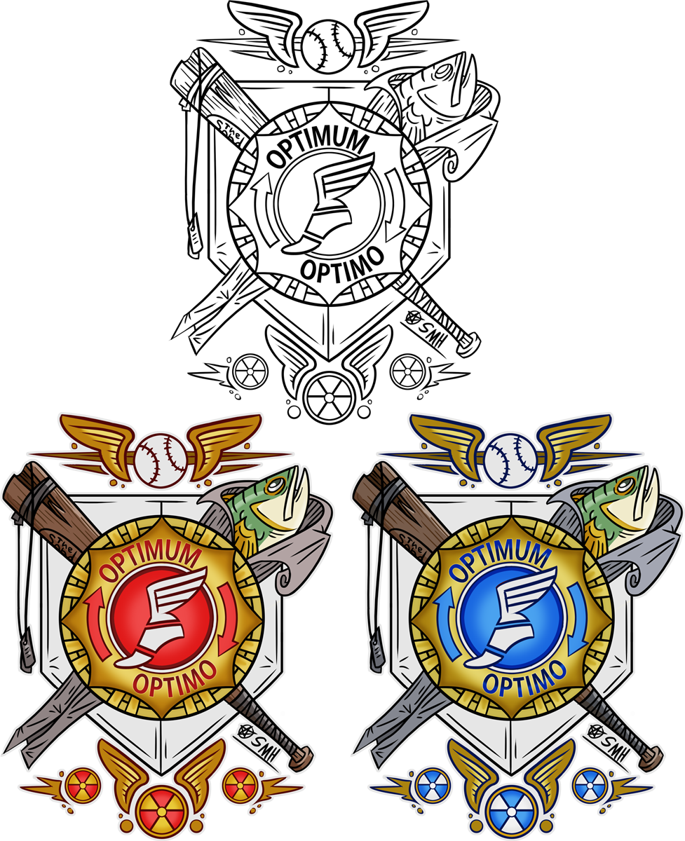 TF2 Scout Coat of Arms by Bobfleadip