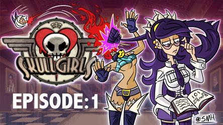 Let's Play Skullgirls!