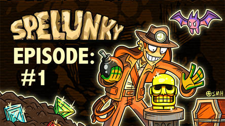 Let's Play Spelunky!