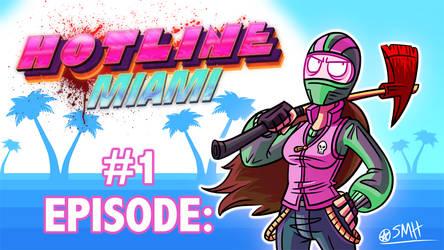 Let's Play Hotline Miami!