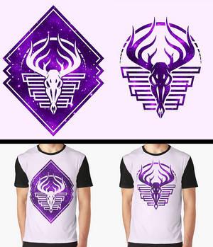 Bend and Break Cosmic Shirt Designs