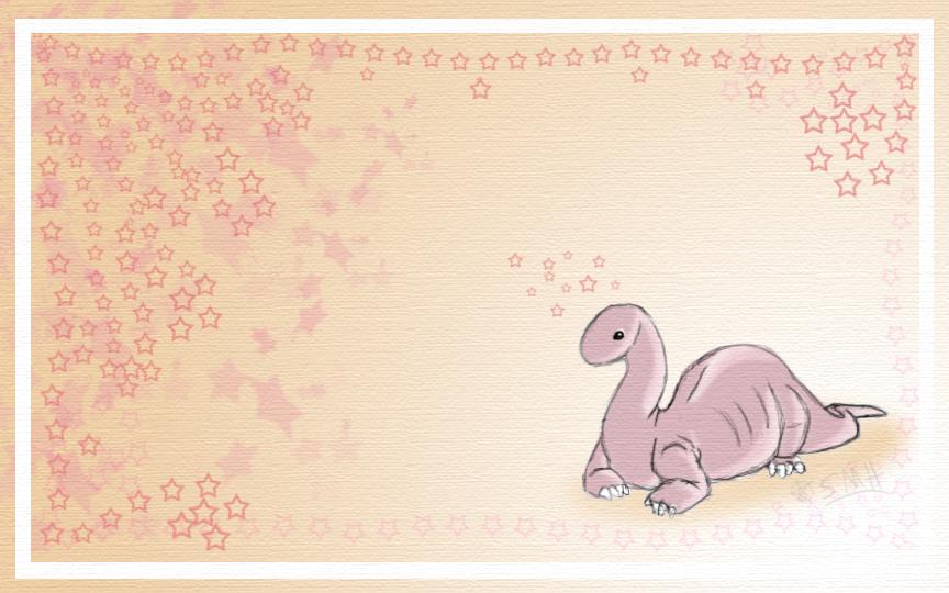 Dinosaur by Bobfleadip