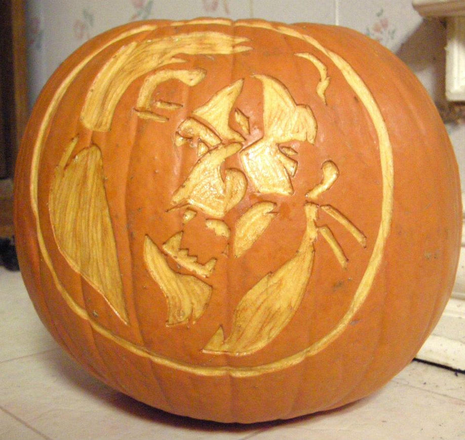 Scar pumpkin carving by brightphoenix on deviantart