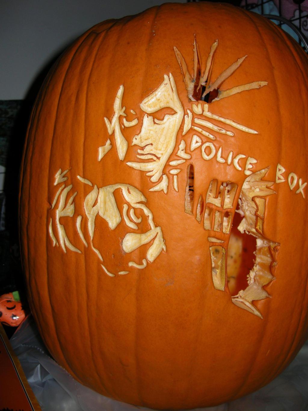 Doctor Pumpkin