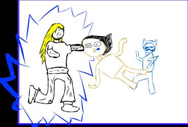 Boat request 7: HOLY CRAP VIOLENCE AHHHHHHHHHHHHHH by ve731