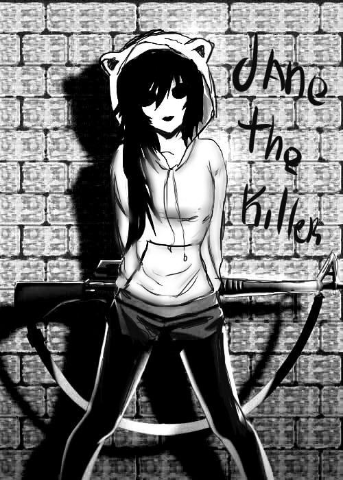 Ask jane the killer sleep well then deviantart - Jane the killer anime ...