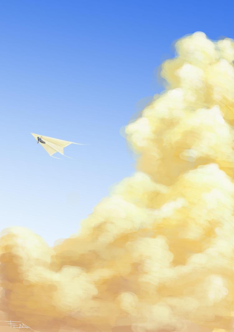 Paseo por las nubes by IsmaFiDi