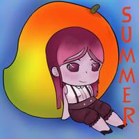 Mango Summer Maiden by ShadowWip