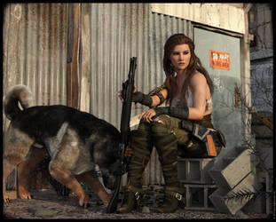 Fallout Eve by Lady-Morana