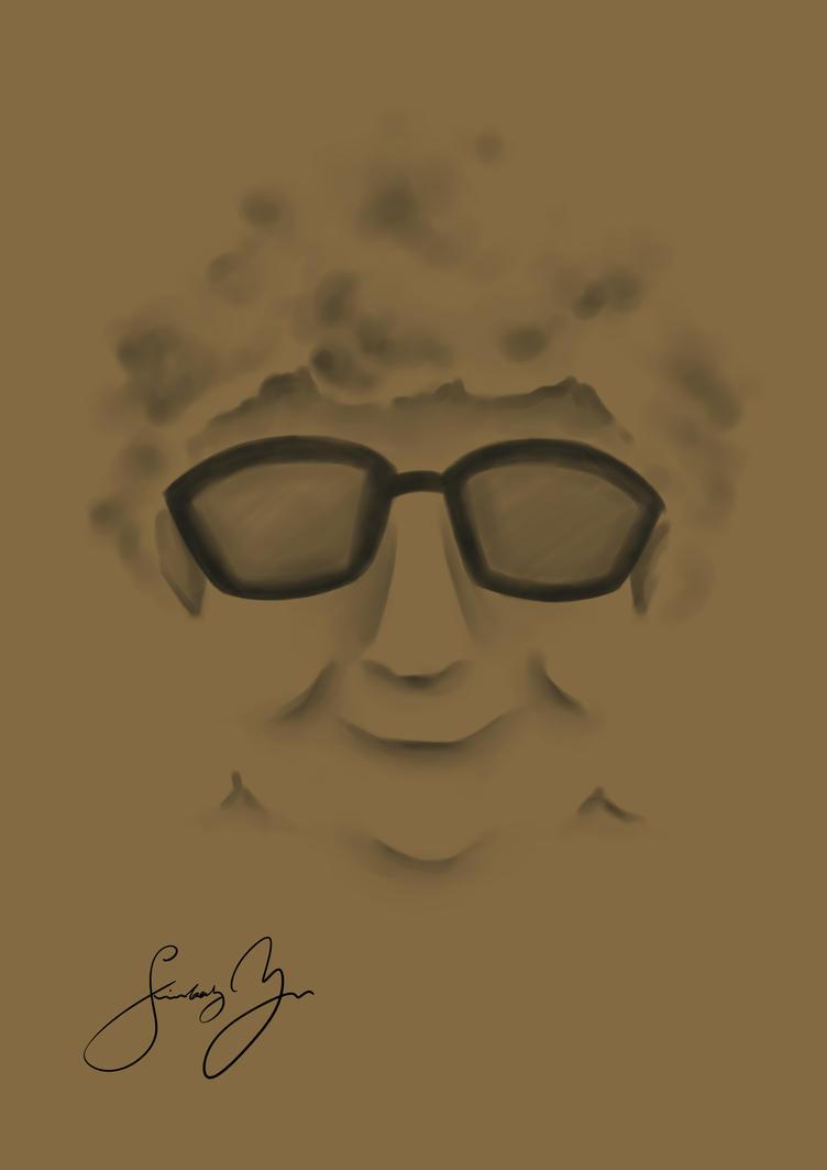 Shady Gran-Gran by KimberlyYu24