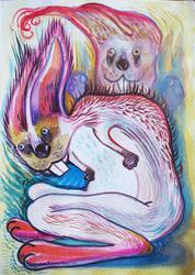 were rabbits by alexiacortez