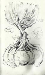 tree world by alexiacortez