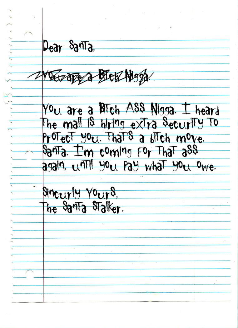 Dear Santa.. by DuckyVader on DeviantArt