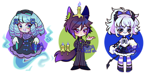 Cool monster adopts    Closed