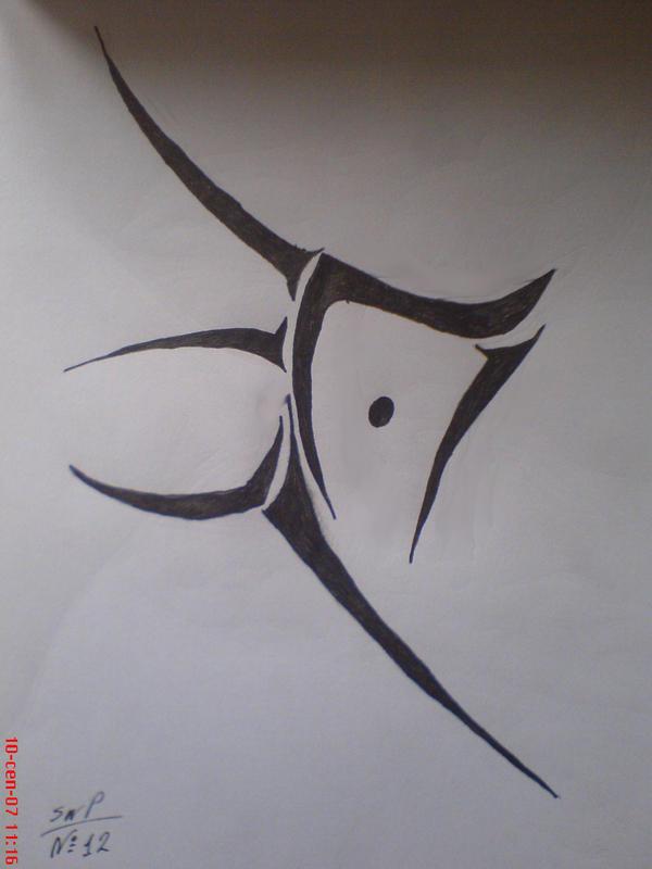 Tattoo 12 - Tribal by snoopcho