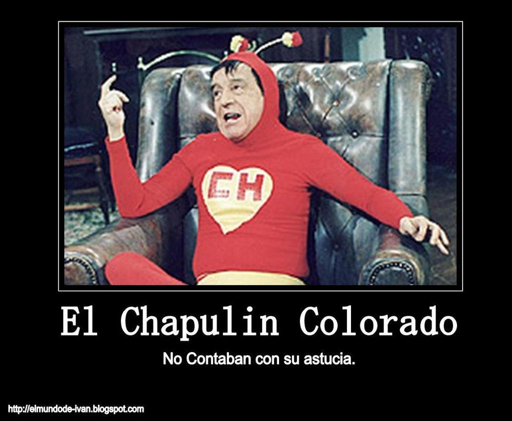 Imágenes del Chapulín Colorado - Página 4 El_Chapulin_Colorado_by_xIvanCorex