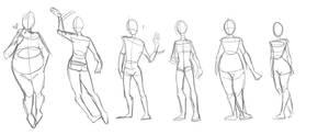 body type anatomy practice