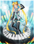 Vocaloid Usagi by foogie