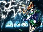 Eternal Sailor Jupiter by foogie