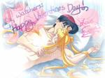 Valentines Day 2015 - Usagi and Mamoru!