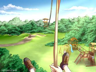 Landscape Renderings - Summer Camp Activities by foogie