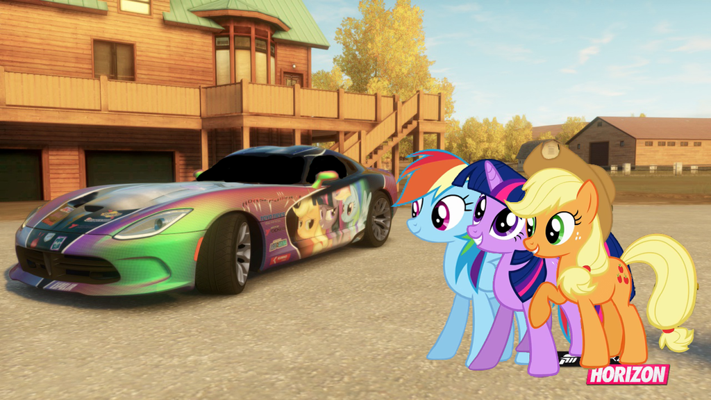 my little pony racing is magic by equestianracer on deviantart
