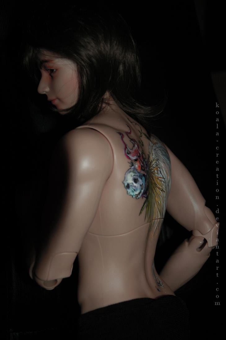 Tatoo on IpleHouse SID Lee. by Koala,Creation