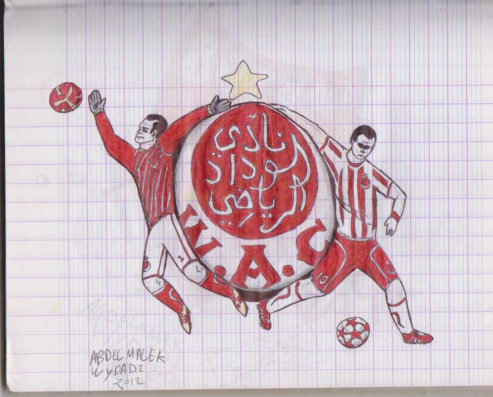 Wac Wydad Botola Abdelmalek Amadid Forever Maroc D By Abdelmalekwydadi