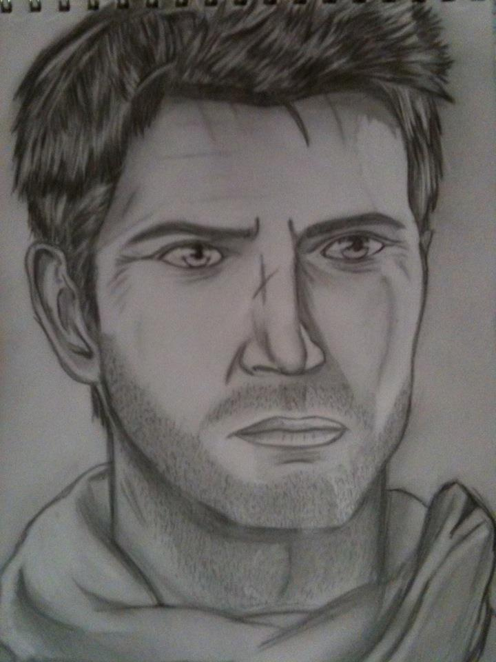 Nathan Drake Uncharted 3 Style By Blitzerxd25 On Deviantart