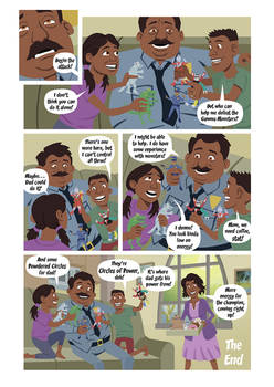 Circles of Power Page 5