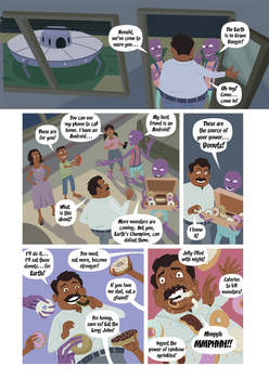 Circles of Power Page 4