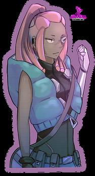 [Game Prototype] Kara the main character