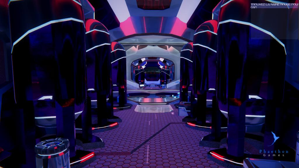 [Game Prototype] Loop 42 - Ingame Screenshot (1) by PhaethonGames