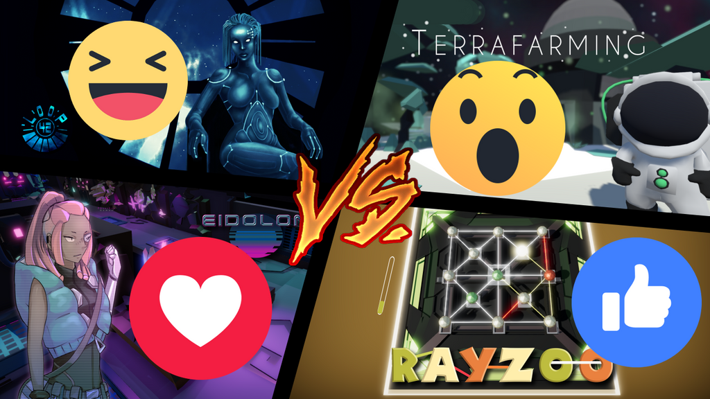 Vote for your favorite Game ! by PhaethonGames