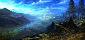 Oblivion, Imperial city