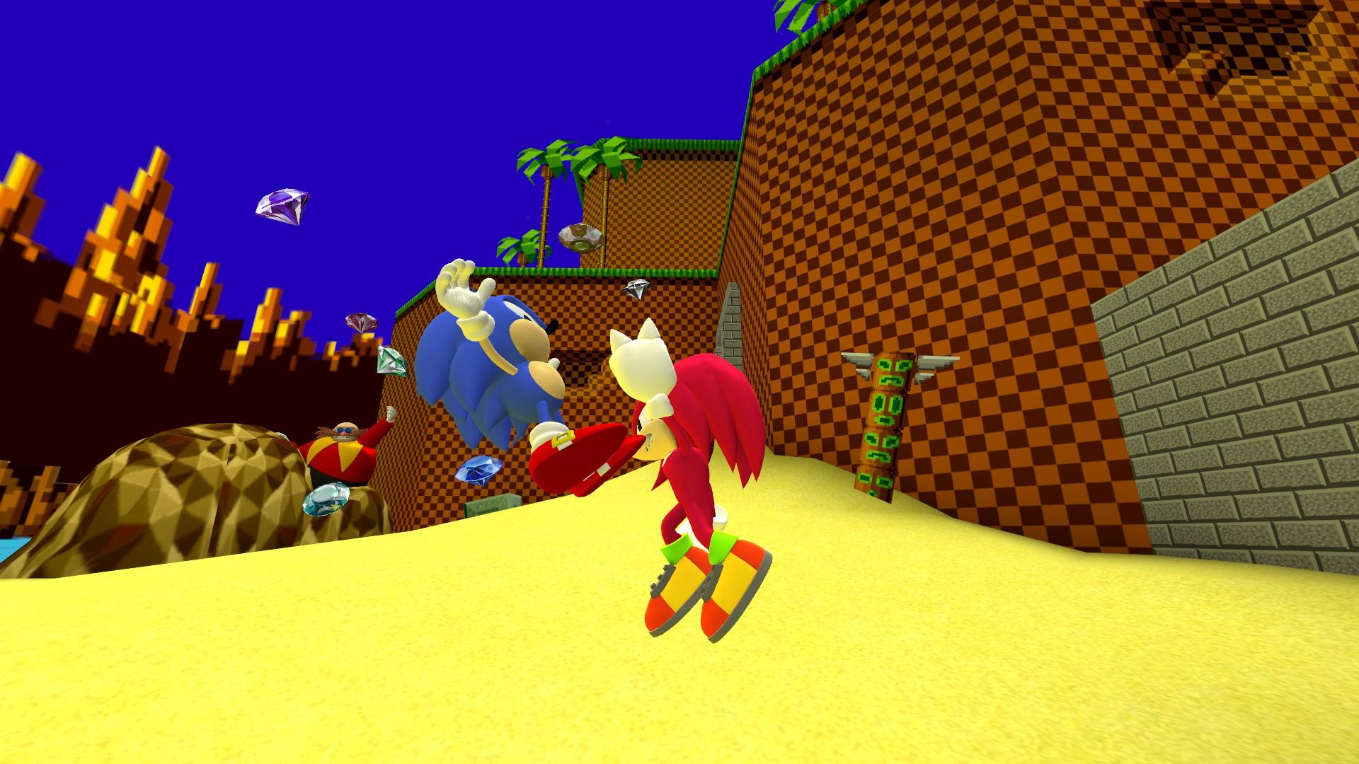 Sonic 3 intro REMAKE v...