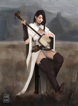 AOA Seolhyun as Bard