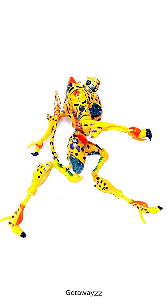 Beast Machines Cheetor