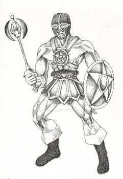 Cosmic Enforcer