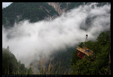 Cave del Predil: Man n Nature by EricForFriends