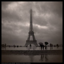 Damien's Paris Vacation by EricForFriends