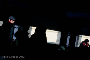 From a train window by EricForFriends