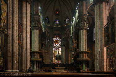Duomo di Milano by EricForFriends