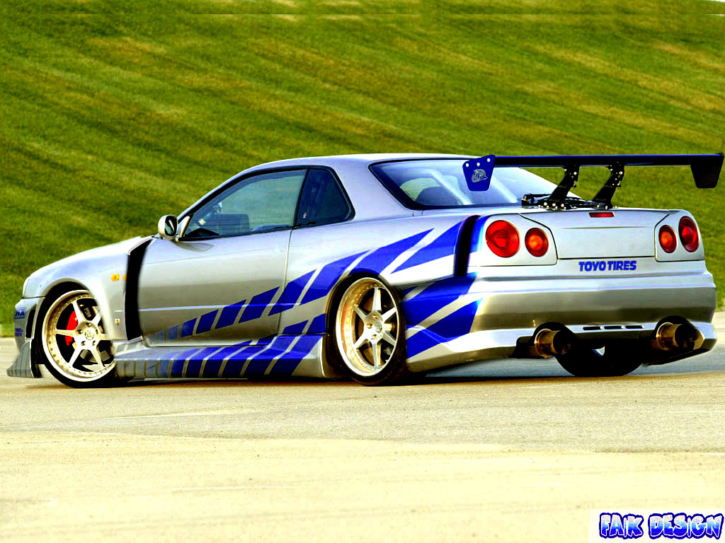 fast and furious nissanskyline by faik05 - Fast And Furious Cars Skyline