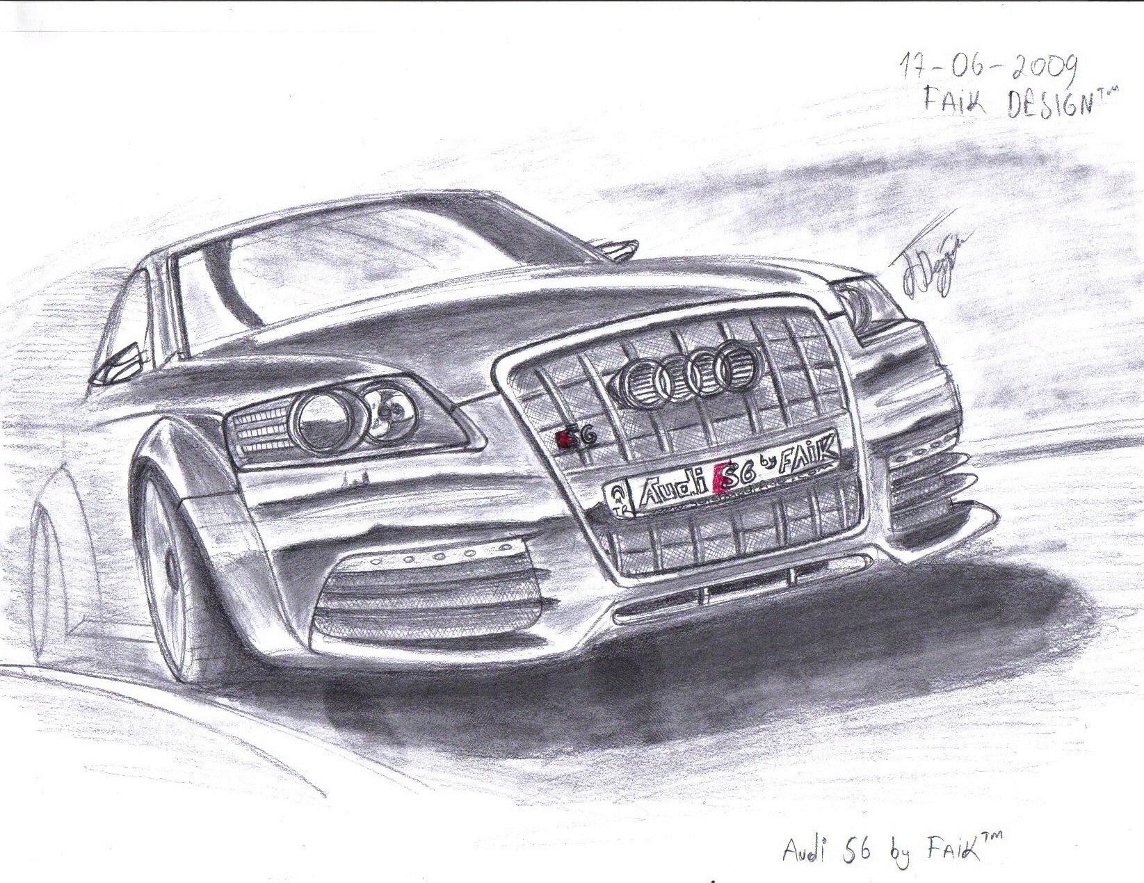 Audi S6 By FAIK by Faik05