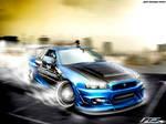 Nissan Skyline GTR Drifting