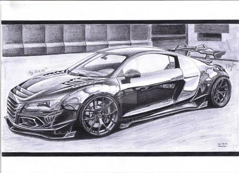 Audi FxR8