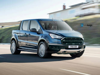 Ford Tourneo Connect Raptor