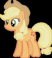 Applejack by LilCinnamon